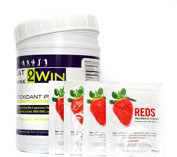 Antioxidant Plus (REDS)
