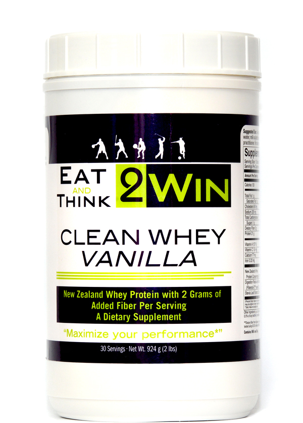 Clean Whey Vanilla